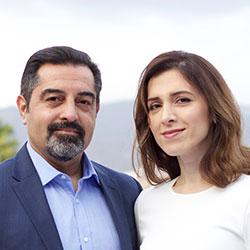 Dean & Ayesha Sherzai, MD
