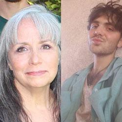 Toni Zanella and Rhys Pritchett