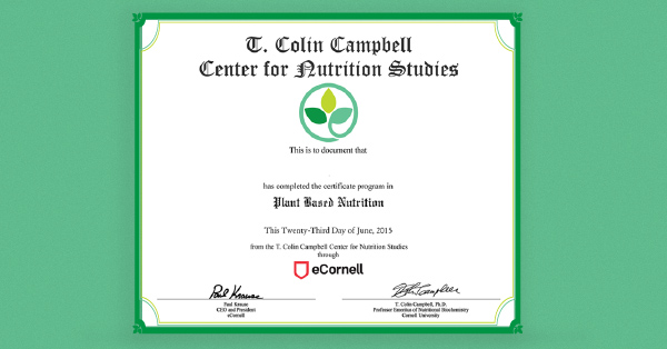 graduate resources - center for nutrition studies