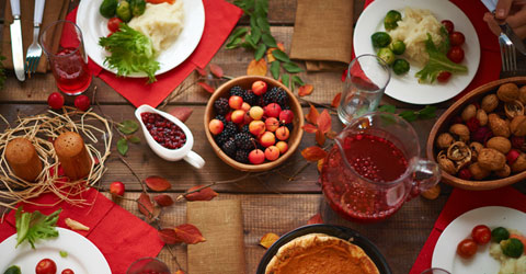 Plant Powered Eating for the Holidays