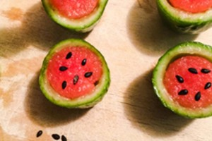 Yummy Mini Watermelons Recipe
