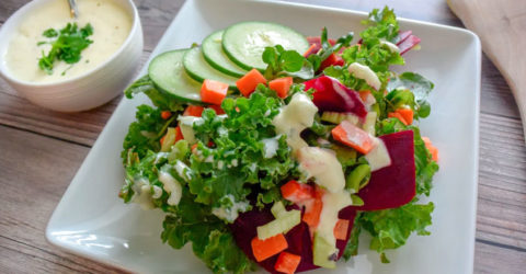 Plant-Based Ranch Dressing Recipe