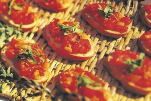 Sun-Dried Tomatoes and Roasted Pepper Spread