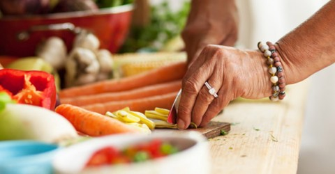 Acute Coronary Syndrome Led to a Plant-Based Diet