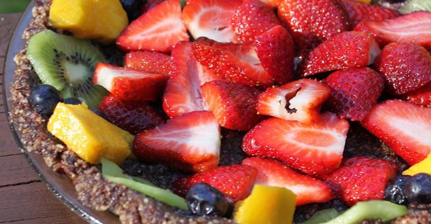 Amazingly Delicious Date Fruit Pie