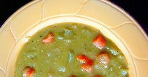Autumn Split Pea Soup