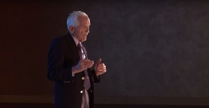 T. Colin Campbell at TEDx: Solving the Health Care Crisis