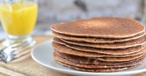 Sourdough Buckwheat Pancake Recipe