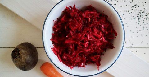 Raw Beet Salad Recipe