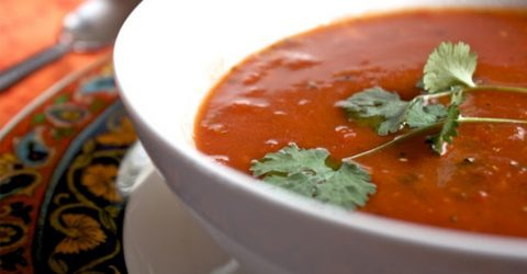 Rasam de tomate