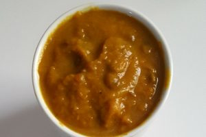 Curried Red Lentil & Sweet Potato Soup Recipe
