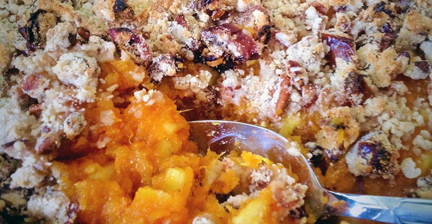 Sweet Potato Pineapple Casserole With Pecan...