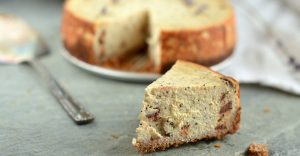 Vegan Baked Cheesecake Recipe