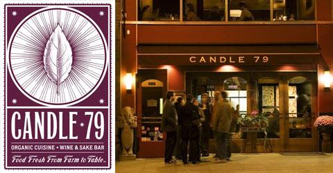 Bart Potenza, cofundador de Candle 79 de Nueva York: bien está lo que bien se come
