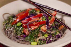 Spicy Tahini Stir Fry Recipe