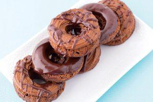 Chocolate Doughnuts Vegan Recipe