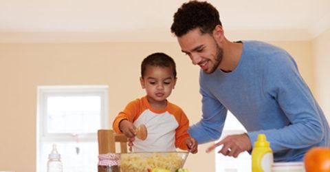 Cocinar a cualquier edad, ¿por qué los niños deberían aprender a cocinar?