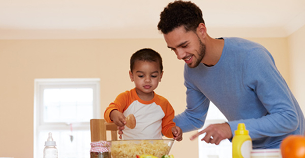 Why Kids Should Learn to Cook - Child Development Institute