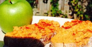 Sweet Potato Hummus Recipe - Plant-Based Diet