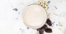 3-Ingredient Nut Milk
