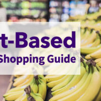 Plant-Based Grocery Shopping Guide