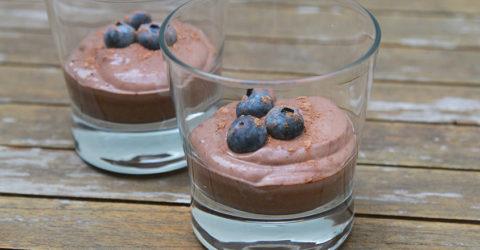 Vegan Chocolate Mousse
