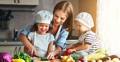 Healthy Children Begin With Healthy Parents - Food Choices Matter