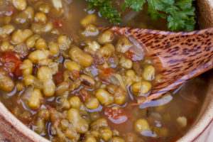 Cleansing Mung Bean Soup