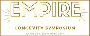 The Empire Longevity Symposium Featuring Dr. T. Colin Campbell