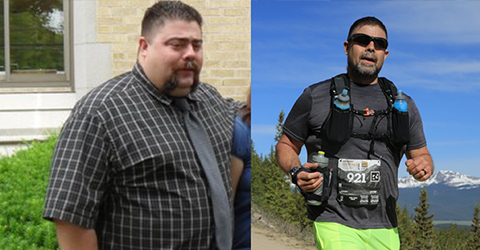 From 400 lbs & Disabled to Thriving Plant-Based Ironman & Ultrarunner