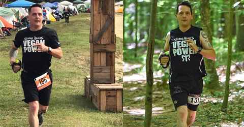 This Plant-Based Ultra Race Runner is Striving For Healthy Change