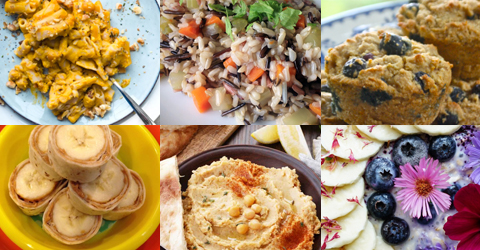 Back to School: Plant-Based Tips & Recipes