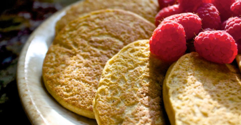 Corn Johnny Cakes