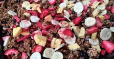 Guilt-Free Chocolate Granola