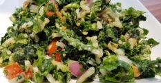 Hearty Kale Salad