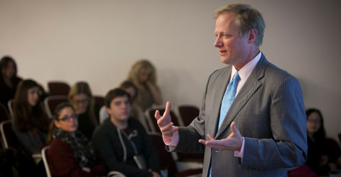 Dr. Brian Wansink, Scientist at Cornell University