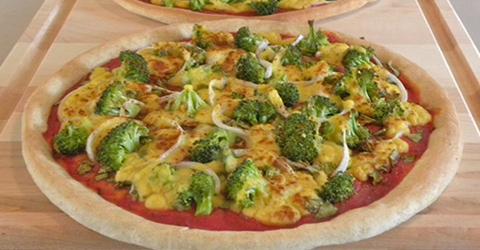 La guía principal para la pizza basada en plantas
