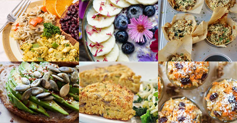 15 Plant-Based Recipe Ideas for Breakfast and Brunch