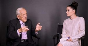 Gianna Simone Interviews Dr. T. Colin Campbell - Link Between Animal Protein & Cancer