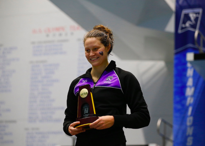 Plant Strong Collegiate Swimming Champion & Her Plant-Based Family Legacye