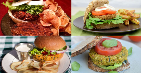 How to Build the Ultimate Veggie Burger