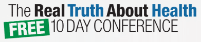 The Real Truth About Health Conference With Dr. T. Colin Campbell
