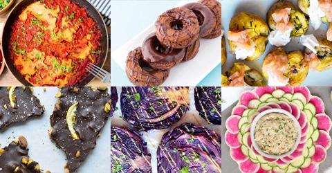 12 Plant-Based and Oil-Free Hanukkah Recipe Ideas