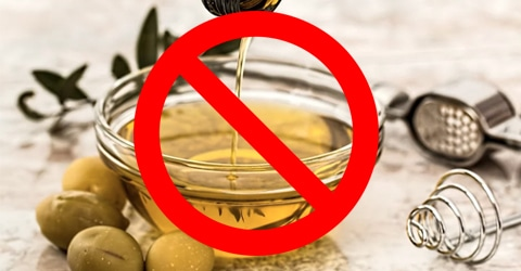 ¿La dieta libre de aceite es nueva para ti? Esto es lo que necesitas saber