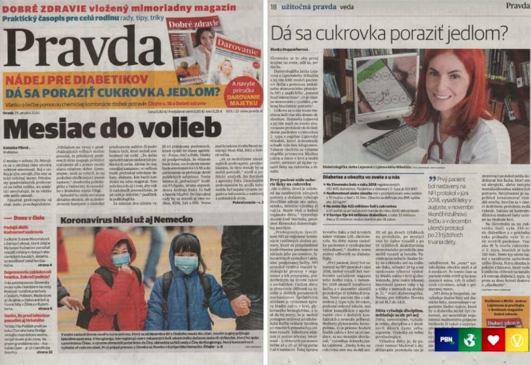 Pravda is Slovakia's biggest newspaper (Photo: PBN. Do not use without permission).