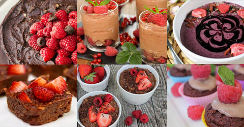 Have a Berry Happy Valentine's Day With These 6 Plant-Based Recipes