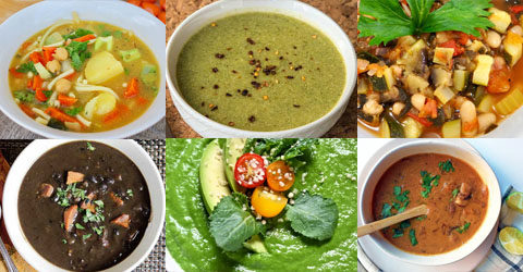 8 Easy Plant-Based Soup Recipes With Immune-Boosting Power