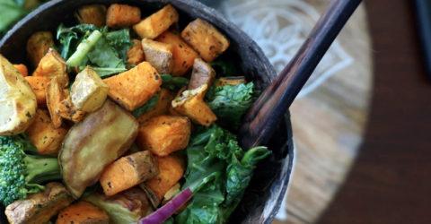 Easy Balsamic Potato Salad