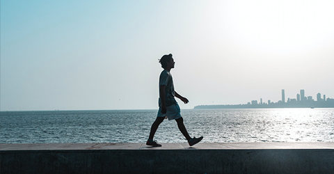 The Benefits of Walking for the Immune System