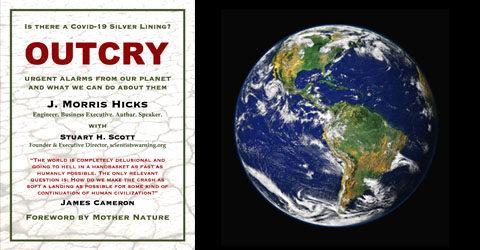 Urgent Alarms From Our Planet - OUTCRY Foreword by Mother Nature Herself